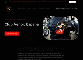 clubvenox.es