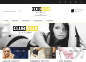 clubwear-lingerie.eu