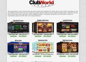 clubworldgroup.com