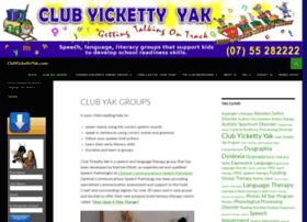 clubyickettyyak.com