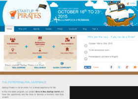 cluj.startuppirates.org