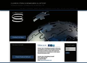 clumeckstern.com