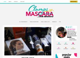 clumpsofmascara.com