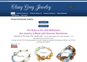 clunygreyjewelry.com