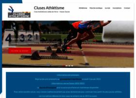 cluses-athletisme.com