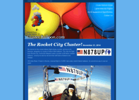 clusterballoon.com