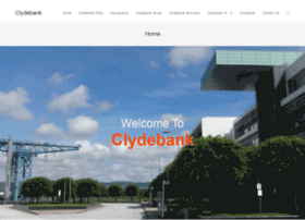 clydebank.co.uk