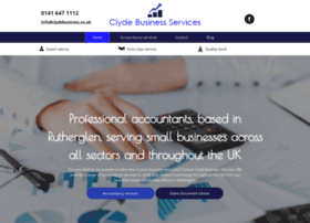 clydebusinessservices.co.uk