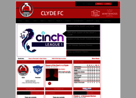 clydefc.co.uk