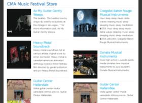 cmamusicfeststore.com