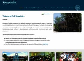 cmc-biostatistics.ac.in