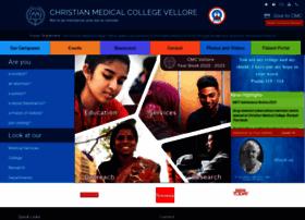 cmch-vellore.edu