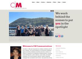 cmcommunications.com