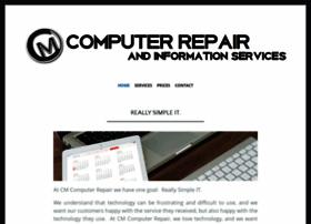 cmcomputerrepair.com