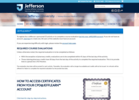 cme.jefferson.edu