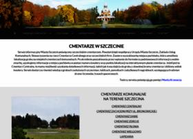 cmentarze.szczecin.pl