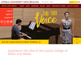 cmfa.loyno.edu