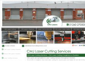 cmj-lasercuttingservices.co.uk