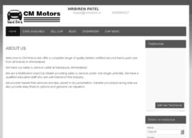 cmmotor.gaadi.com
