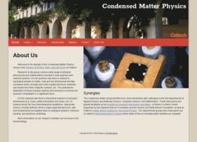 cmp.caltech.edu
