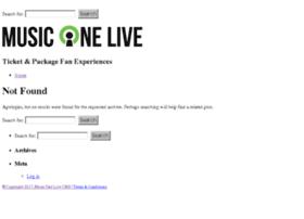 cms.musiconelive.com