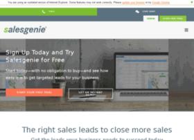 cms.salesgenie.com