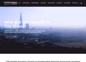 cmsacoustics.co.uk