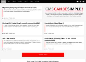 cmscanbesimple.org