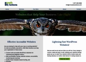 cmswebsolutions.com