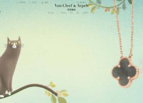 cn.vancleefarpels.com