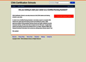 cnacertificationschools.com