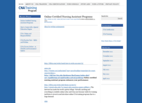 cnatrainingprogram.org