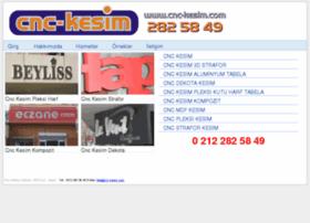 cnc-kesim.com