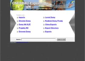 cnesbau-export.com