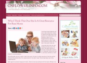 cnflower-info.com