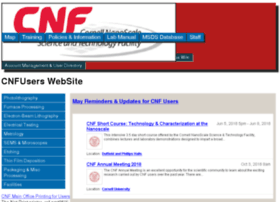 cnfusers.cornell.edu