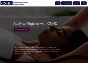 cnhc.org.uk