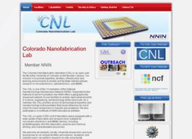 cnl.colorado.edu