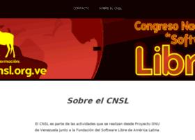cnsl.org.ve