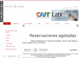 cnteatro.bellasartes.gob.mx