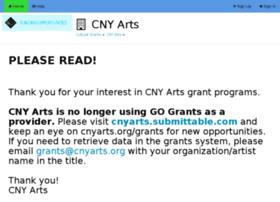 cnyarts.culturegrants.org