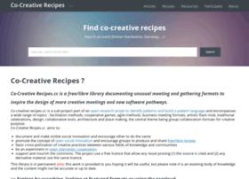 co-creative-recipes.cc
