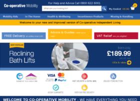 co-operativeindependentliving.co.uk