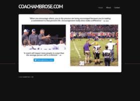 coachambrose.com