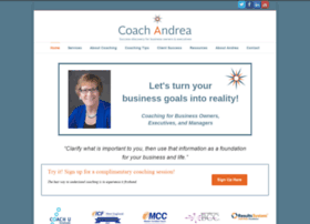 coachandrea.com