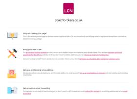 coachbrokers.co.uk