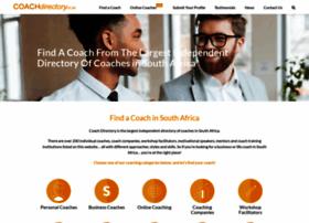 coachdirectory.co.za