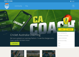 coaches.cricket.com.au
