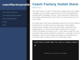 coachfactoryoutletq.net