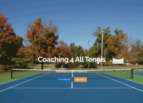 coaching4alltennis.co.uk
